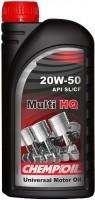 Моторное масло Chempioil Multi HQ 20W-50 1L 1л