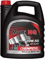 Моторное масло Chempioil Multi HQ 20W-50 5L 5л
