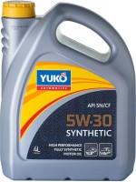 Моторное масло YUKO Super Synthetic C3 5W-30 4л