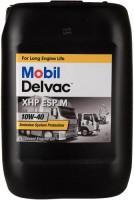 Моторное масло MOBIL Delvac XHP ESP M 10W-40 20л