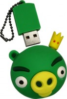 Фото - USB Flash (флешка) Uniq Angry Birds Pig with a Crown  32ГБ
