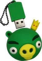 Фото - USB Flash (флешка) Uniq Angry Birds Pig with a Crown 3.0  128ГБ