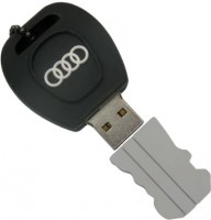 Фото - USB Flash (флешка) Uniq Auto Ring Key Audi  32ГБ