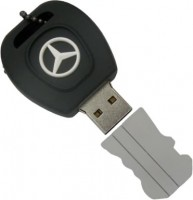 Фото - USB Flash (флешка) Uniq Auto Ring Key Mercedes  64 ГБ