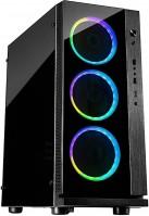 Фото - Корпус (системный блок) Inter-Tech W-III RGB черный