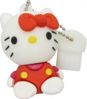 Фото - USB Flash (флешка) Uniq Hello Kitty Sitting Head  32 ГБ