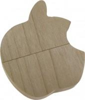 Фото - USB Flash (флешка) Uniq Wooden Apple  8ГБ