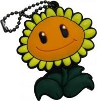 Фото - USB Flash (флешка) Uniq Plants vs. Zombies Sunflower 3.0  128ГБ