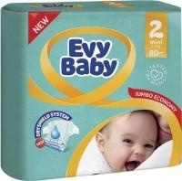 Подгузники Evy Baby Diapers 2 / 80 pcs