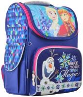 Фото - Школьный рюкзак (ранец) 1 Veresnya H-11 Frozen Blue