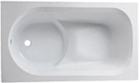 Ванна Kolo Diuna  120x70см