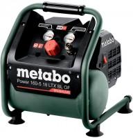 Фото - Компресор Metabo POWER 160-5 18 LTX BL OF 5л акумулятор