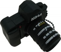 Фото - USB Flash (флешка) Uniq Camera Nikon Mini 3.0  64ГБ