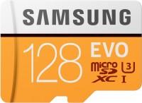 Фото - Карта памяти Samsung EVO microSDXC UHS-I U3  128ГБ