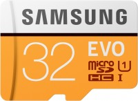 Карта памяти Samsung EVO microSDHC UHS-I U3  32ГБ