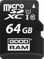 Карта памяти GOODRAM microSDXC 100 Mb/s Class 10  64ГБ