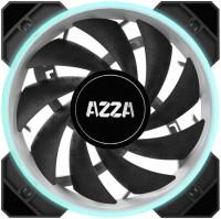 Система охлаждения AZZA 3 Hurricane RGB LITE+RF
