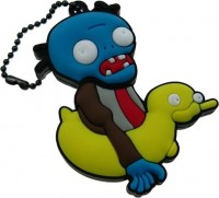 Фото - USB Flash (флешка) Uniq Plants vs. Zombies - Zombie with a Duck 3.0  32 ГБ