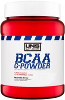 Фото - Аминокислоты UNS BCAA G-Powder 600 g