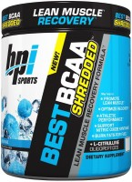 Фото - Аминокислоты BPI Best BCAA Shredded 275 g