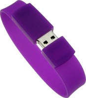 Фото - USB Flash (флешка) Uniq Silicone Bracelet 3.0  16 ГБ