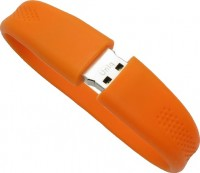 Фото - USB Flash (флешка) Uniq Silicone Figure Bracelet  8ГБ