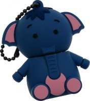 Фото - USB Flash (флешка) Uniq Baby Elephant  8ГБ