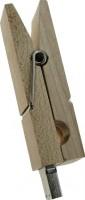 Фото - USB Flash (флешка) Uniq Wooden Clothespin 3.0  8ГБ