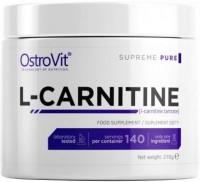 Спалювач жиру OstroVit L-Carnitine 210 g 210г