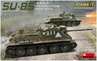 Фото - Сборная модель MiniArt SU-85 Mod. 1944 Early Production (1:35)