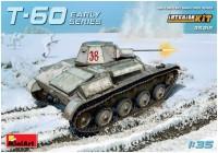 Сборная модель MiniArt T-60 Early Series (1:35)