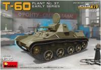 Сборная модель MiniArt T-60 Plant N.37 Early Series (1:35)
