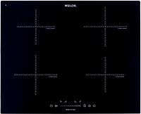 Фото - Варочная поверхность Weilor WIS 640 черный