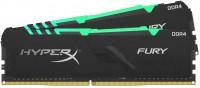 Оперативная память Kingston HyperX Fury DDR4 RGB 2x8Gb  HX424C15FB3AK2/16