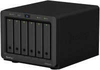 NAS сервер Synology DiskStation DS620slim ОЗУ 2ГБ