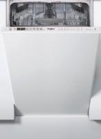 Встраиваемая посудомоечная машина Whirlpool WSIO 3T125 6PE X