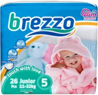 Подгузники Brezzo Diapers 5 / 26 pcs