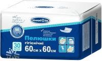 Подгузники Bіlosnіzhka Underpads 60x60 / 30 pcs