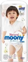 Подгузники Moony Natural Pants XL / 34 pcs