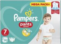 Подгузники Pampers Pants 7 / 80 pcs