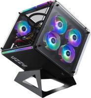Фото - Корпус (системный блок) AZZA Cube 802 черный