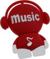 Фото - USB Flash (флешка) Uniq DJ Music Tab  8ГБ