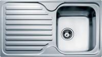 Кухонная мойка Teka Classic 1B 1D 860x500мм