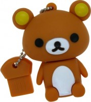 Фото - USB Flash (флешка) Uniq Little Bear Yellow Ears 3.0  32 ГБ