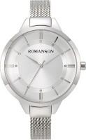 Фото - Наручные часы Romanson RM8A28LLW WH