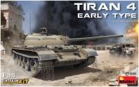 Сборная модель MiniArt Tiran 4 Early Type (1:35)
