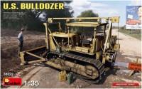 Сборная модель MiniArt U.S. Buldozer (1:35)