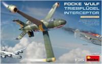 Фото - Сборная модель MiniArt Focke Wulf Triebflugel Interceptor (1:35)