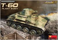 Сборная модель MiniArt T-60 Plant N.264 (1:35)