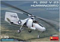 Фото - Сборная модель MiniArt FL 282 V-23 Hummingbird (1:35)